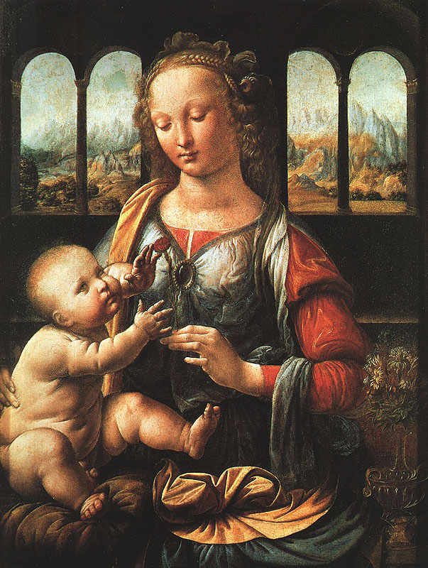 Leonardo-da-Vinci-painting-Collections