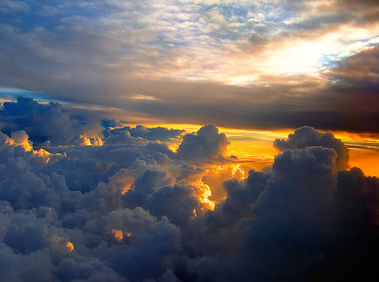 33.sun and cloud photos Glorious sun and cloud Pictures Collections
