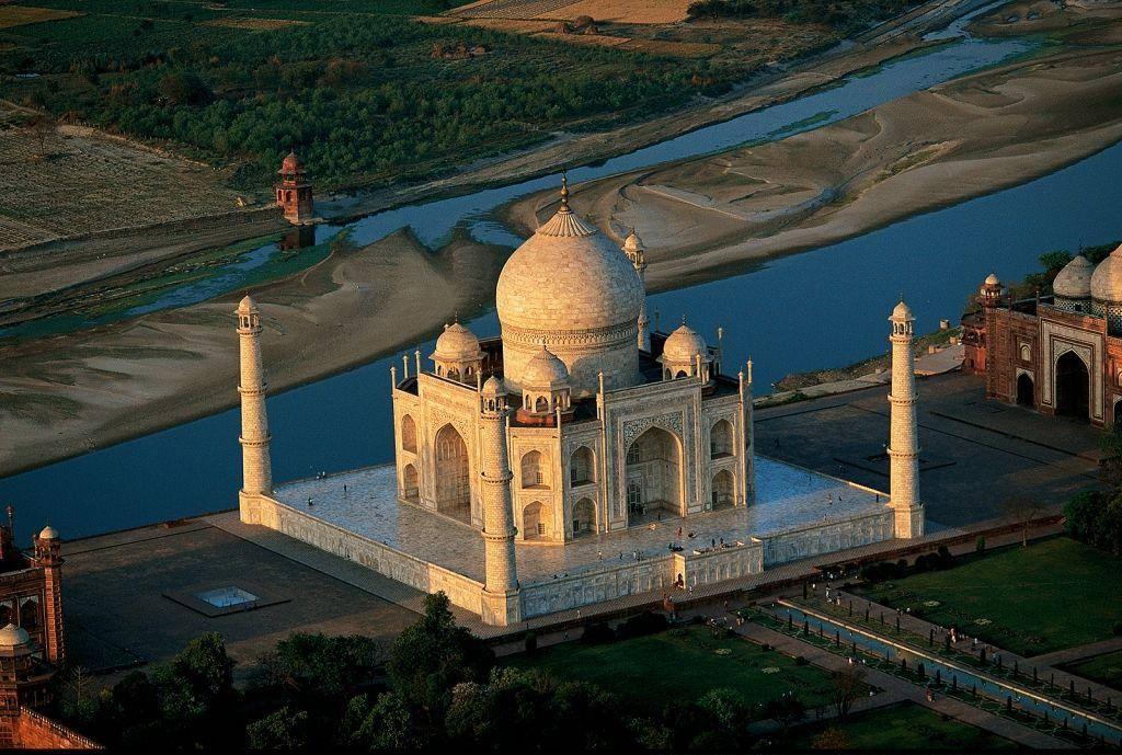 Amazing-Taj mahal-Pictures