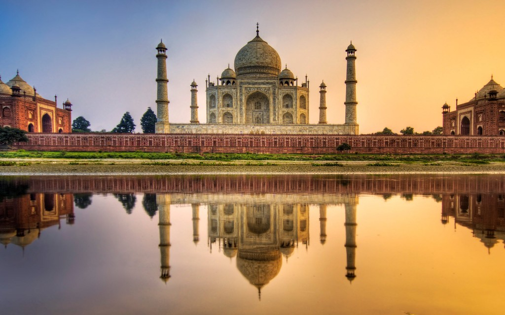 Amazing Taj mahal Pictures2 1024x640 Taj mahal Pictures