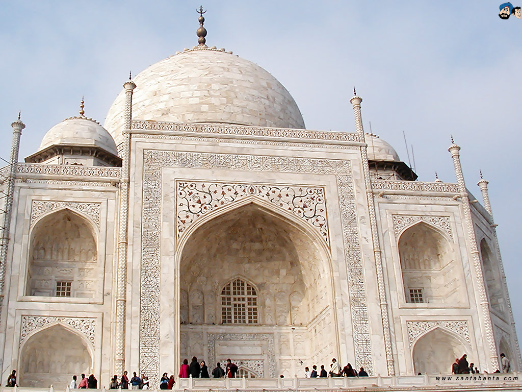 Amazing-Taj mahal-Pictures-Collections
