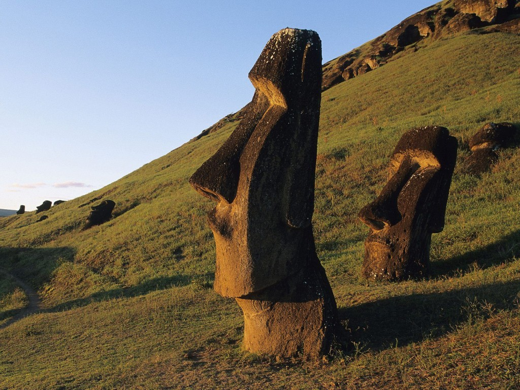 Easter Island by world beauty 23 1024x768 RapaNui NationalPark
