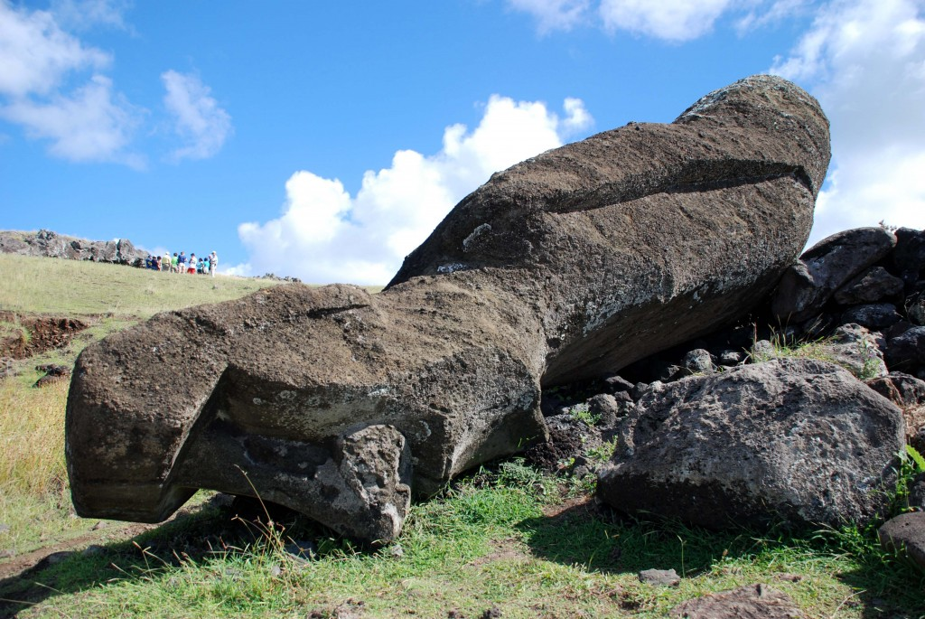 Rapa Nui Large Fallen Statue Face Down 11 1024x685 RapaNui NationalPark