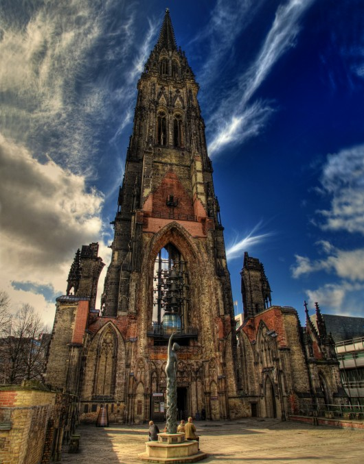World_Tallest_Churces_St_Nikolai_Hamburg_Germany