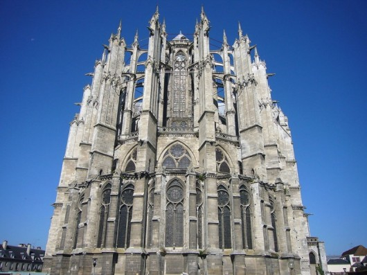 beauvais france cathedral beauvais 530x397 World tallest Churches