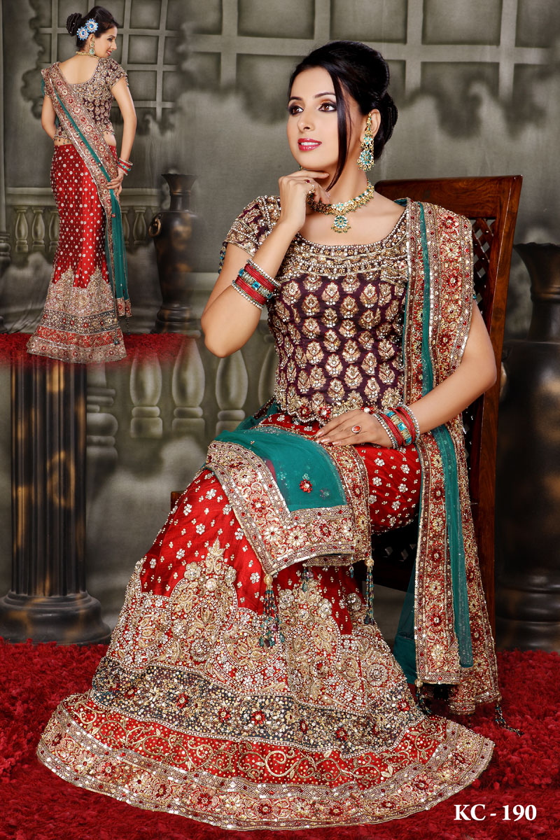 indian bridal dresses pictures1 682x1024 bridal dresses