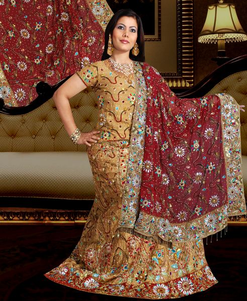 indian bridal dresses pictures2 bridal dresses
