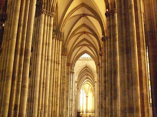 inside cologne cathedral inside cologne germany World tallest Churches