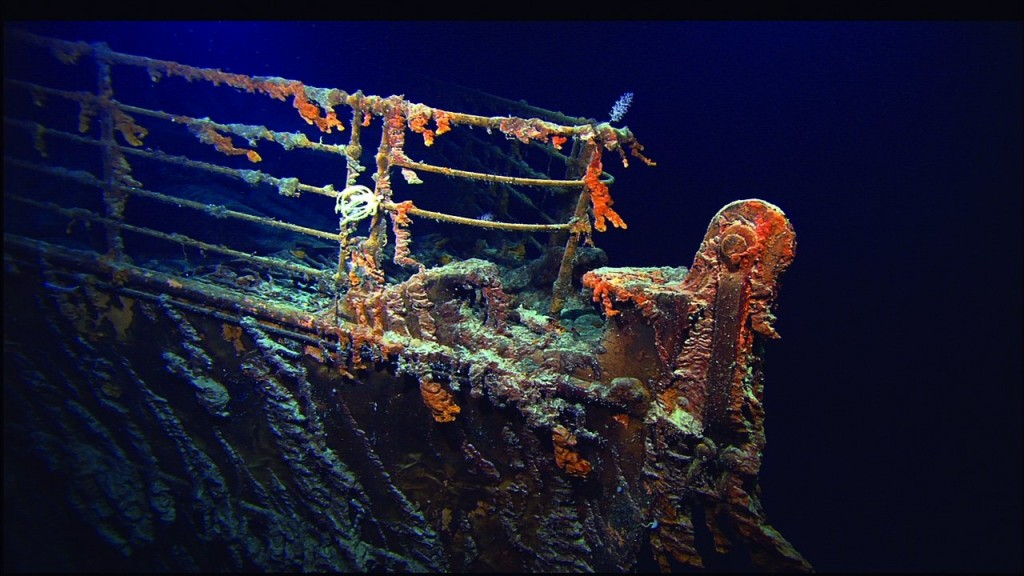 titanic 4 1024x576 Titanic Underwater