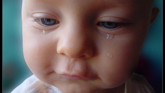 Cute baby crying cute baby crying 1920x1080 530x298 Cutest Babies Photos