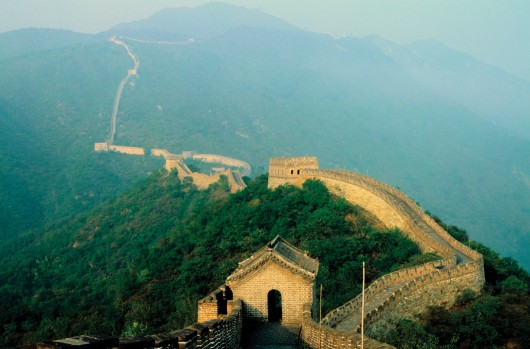 Great Wall Of China Facts 530x349 Great China wall Pictures