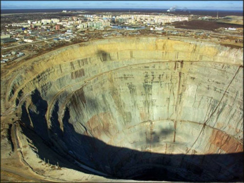Mirny-Diamond -Mine