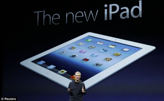 Newipad3 530x328 AppleIpad3 Events&Photos