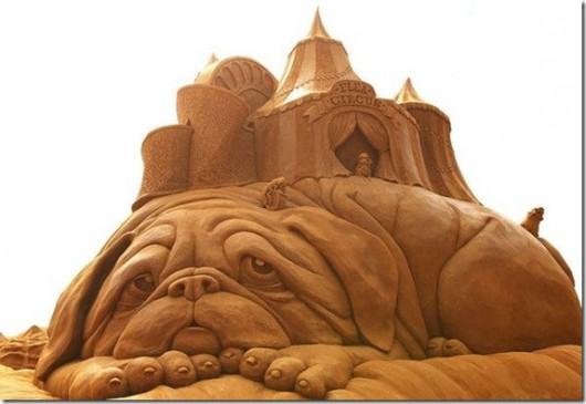Sand Sculptures Australia