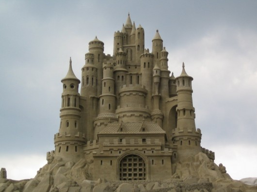 Sand Sculptures  pictures