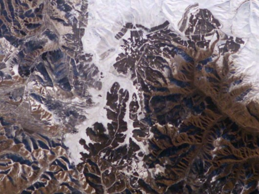 great wall of china from space 530x397 Great China wall Pictures
