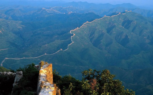picture of great wall of china 530x331 Great China wall Pictures