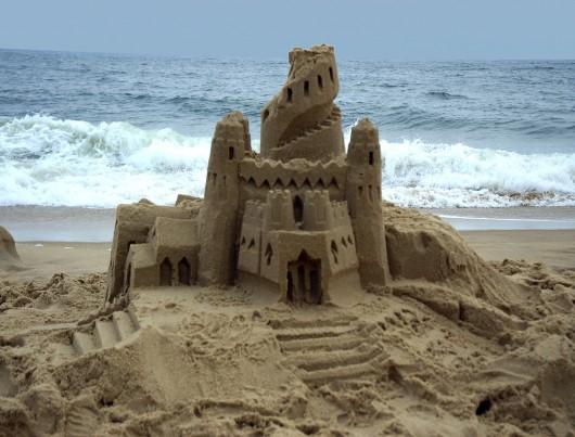 world best sand sculpture