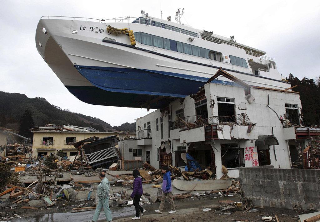 2011-Tsunami