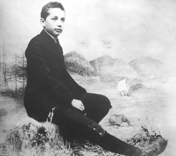Albert Einstein Child Hood Photos Albert Einstein