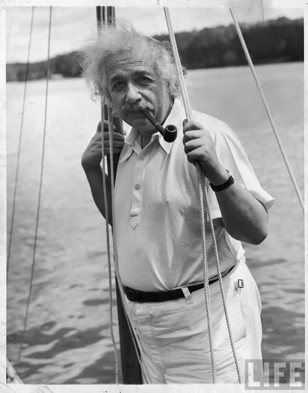 Albert Einstein Rare Images Albert Einstein
