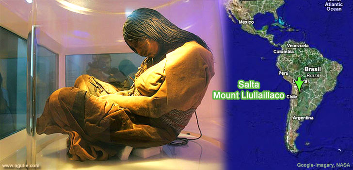 inca mummy llullaillaco 500 year old mummy