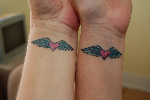 matchingsisterstattoos Friendship Tattoos