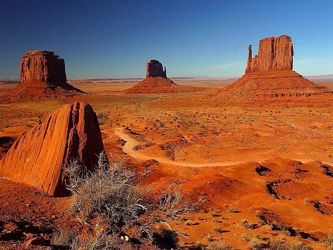 monument valley towers USA Tourist Place