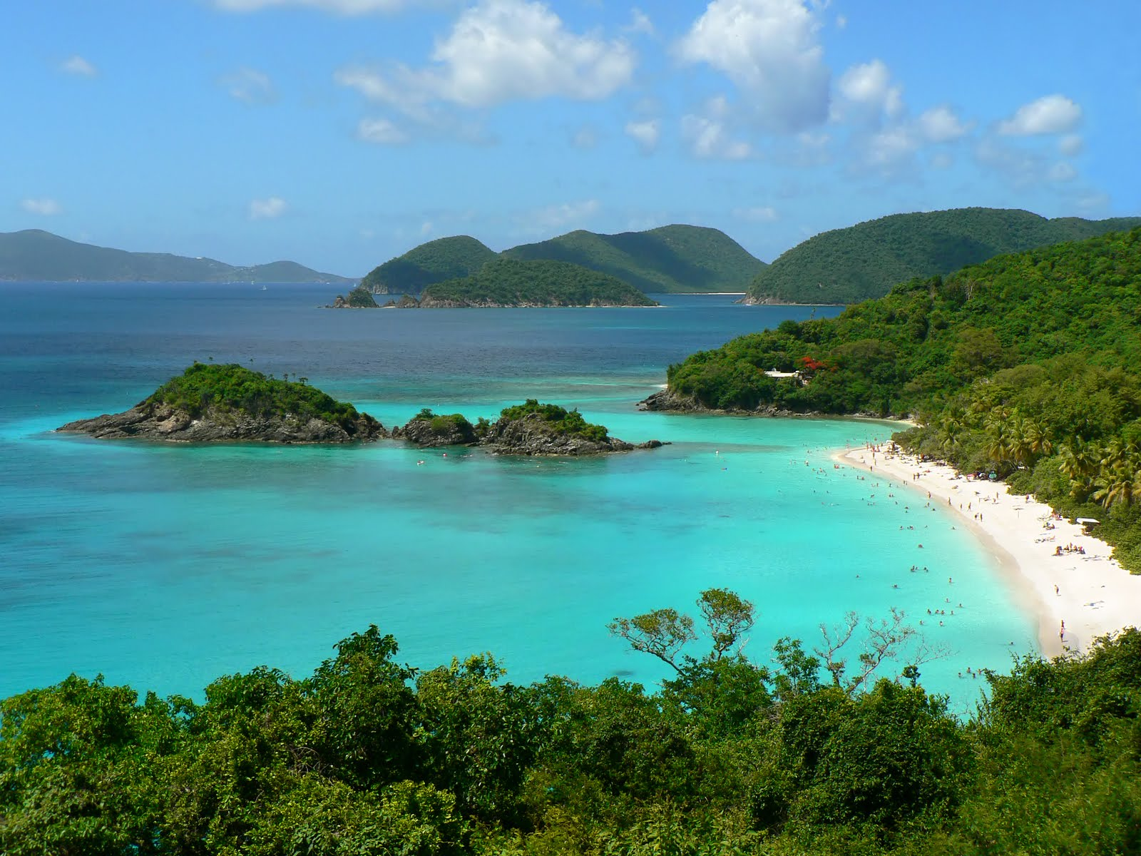virgin islands national park photo virgin islands us USA Tourist Place