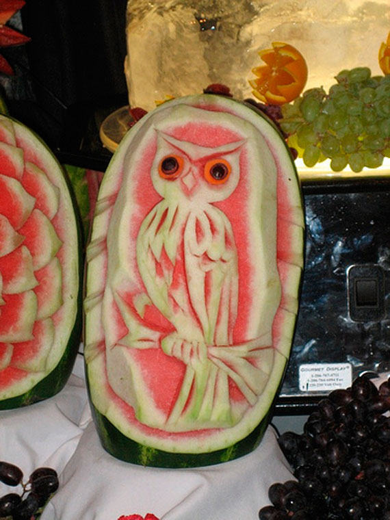 Carve A Watermelon Designs Carving Watermelon 