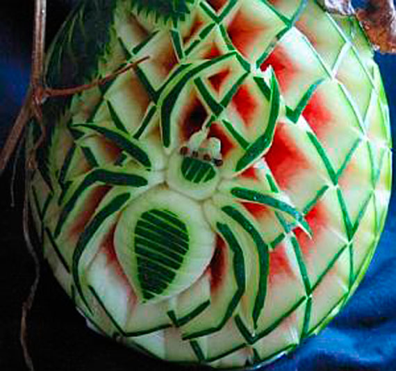 Carve A Watermelon Designs 07 Carving Watermelon 
