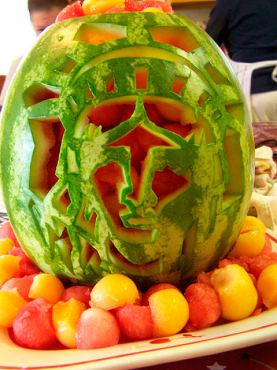 Carve A Watermelon Designs 10 Carving Watermelon 