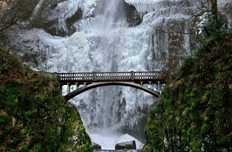 Oregon-Falls