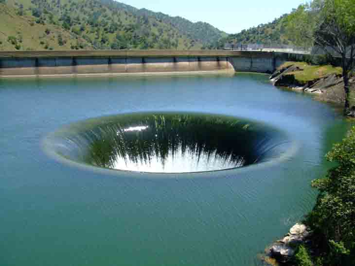 Glory Hole Monticello Dam California 04 California  Attractions