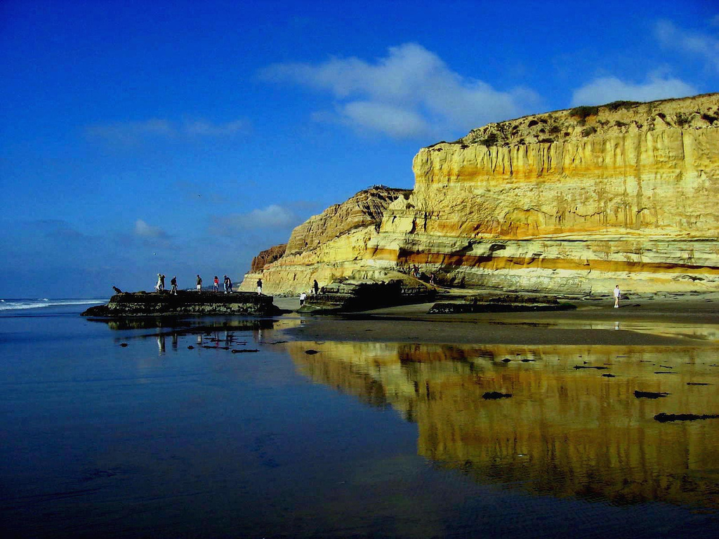 torrey pines beach photos california California  Attractions