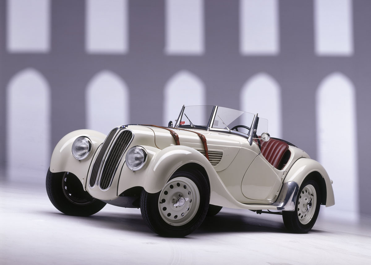 1936 BMW 328 Roadster 15 Most Beautiful BMW Cars