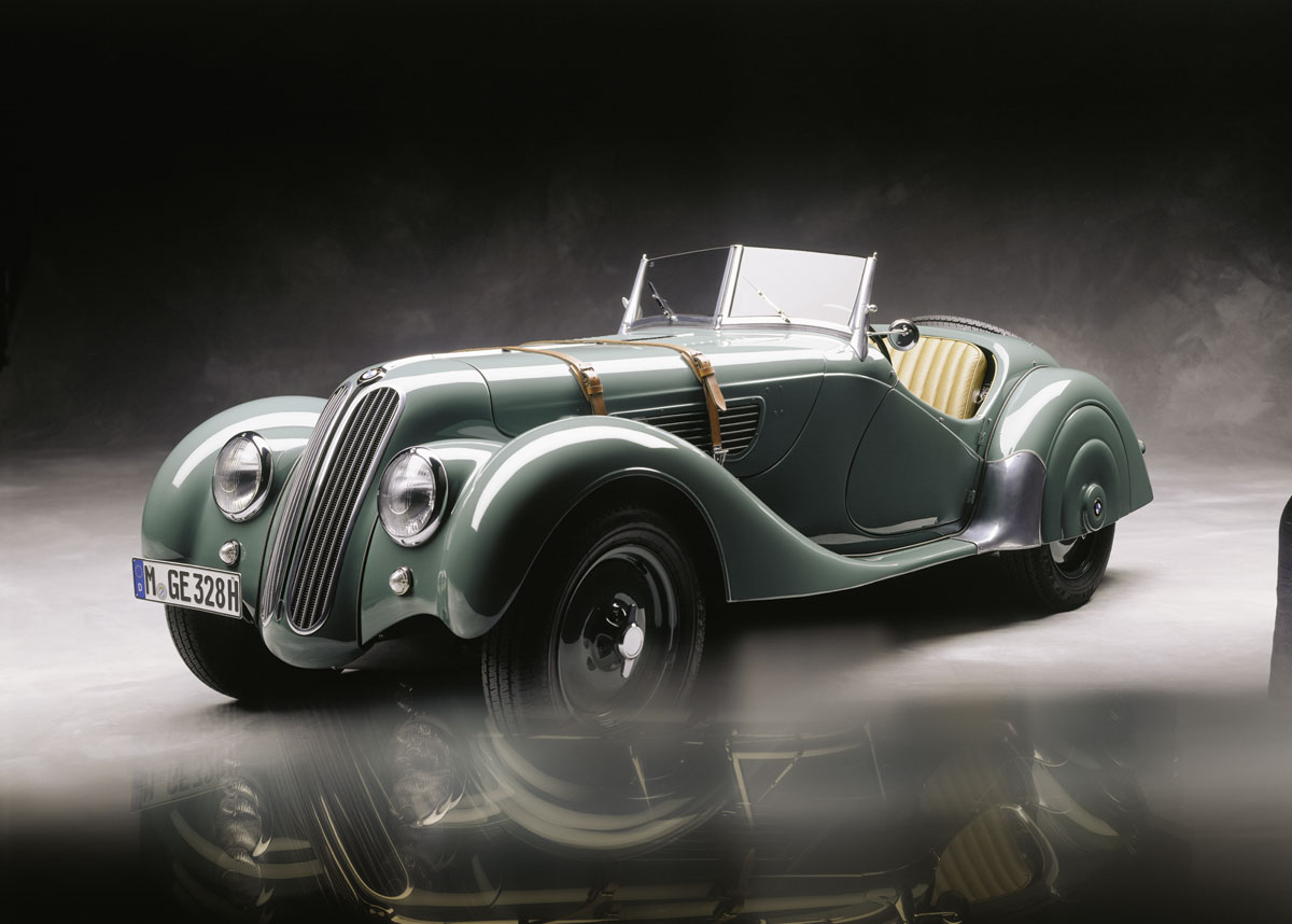 1937 1939 BMW 328 Roadster Rene Staud 15 Most Beautiful BMW Cars