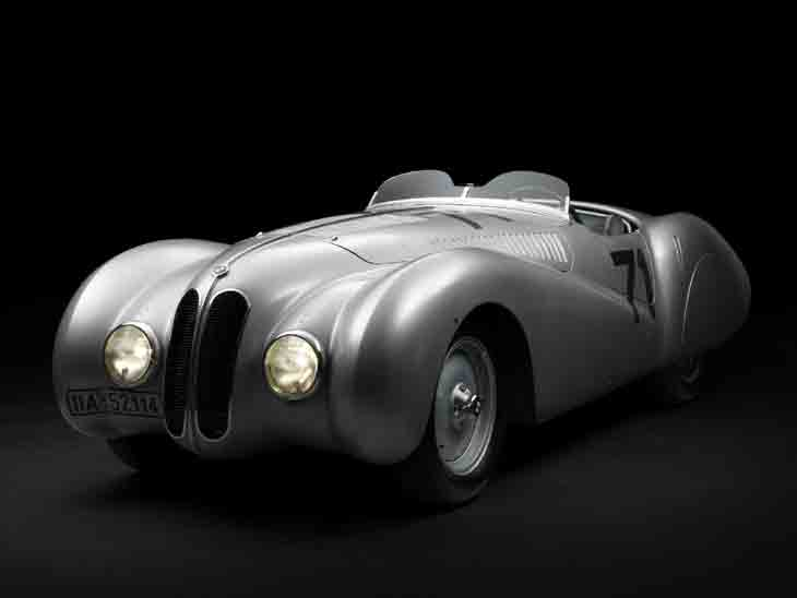 1937 BMW 328 Mille Miglia B 15 Most Beautiful BMW Cars