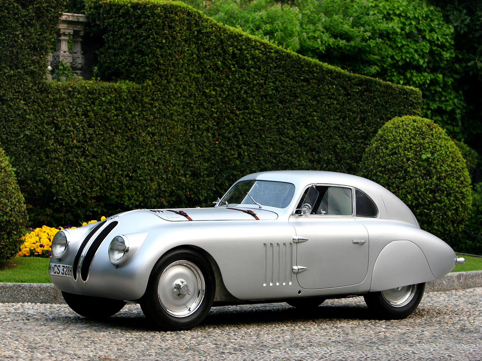 1939 40 BMW 328 Berlinetta Touring 01 15 Most Beautiful BMW Cars