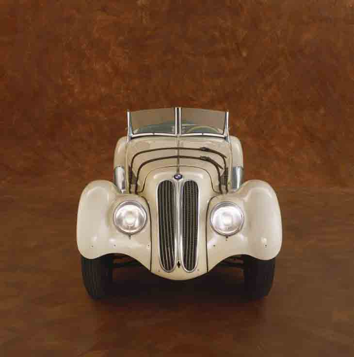 BMW 328 Roadster 1936 15 Most Beautiful BMW Cars