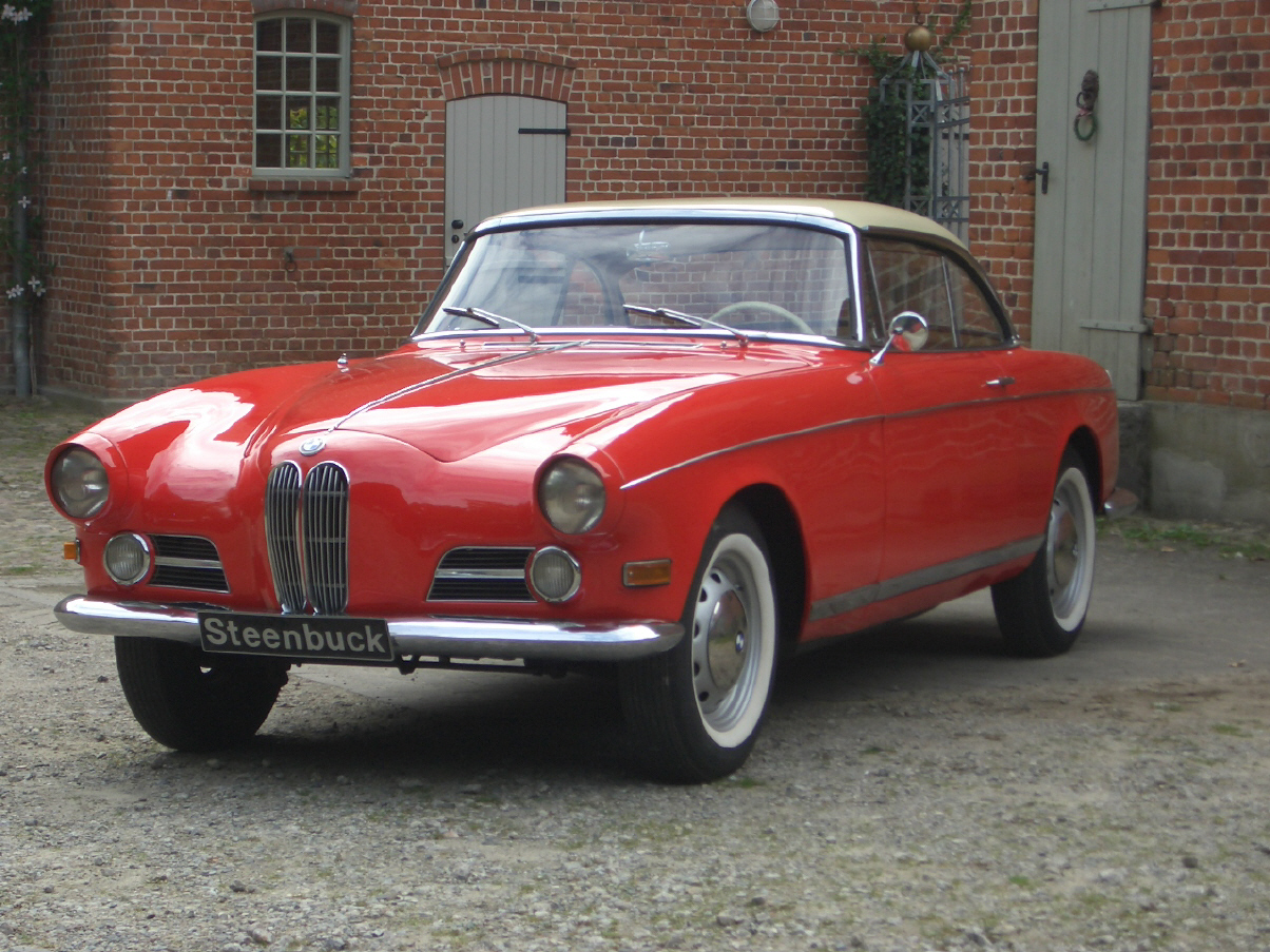 BMW 503 15 Most Beautiful BMW Cars