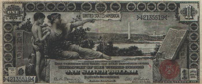 Old us  Currency 01 US Old Currency Photos