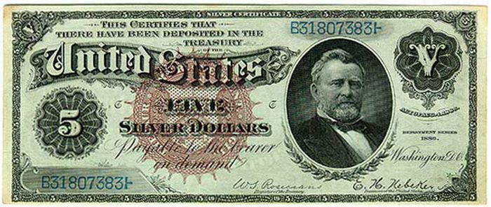 Old us  Currency 13 US Old Currency Photos