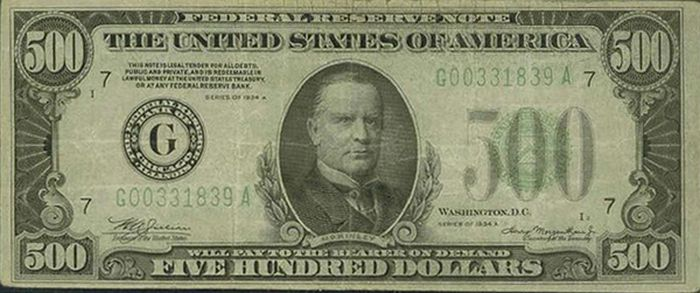 United_State_paper_currency_In_Old