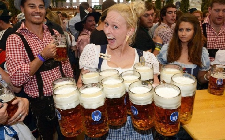 oktoberfest 34 Oktoberfest Germany